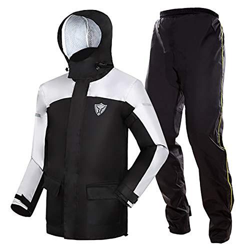 Ademende Riding Regenjas Jack, Waterdichte Fietskleding voor mannen/vrouwen, Sportwear fit Outdoor Raining