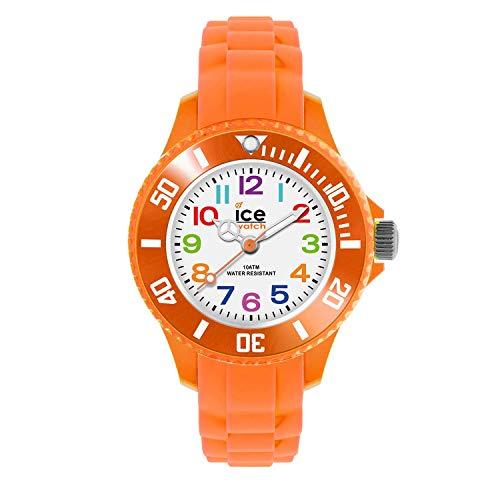 Ice-Watch - ICE mini Orange - Orologio arancione da Bambini con Cinturino...