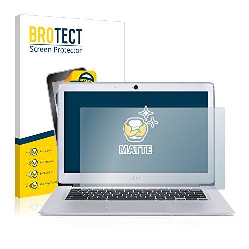 BROTECT Entspiegelungs-Schutzfolie kompatibel mit Acer Chromebook 14 Bildschirmschutz-Folie Matt, Anti-Reflex, Anti-Fingerprint