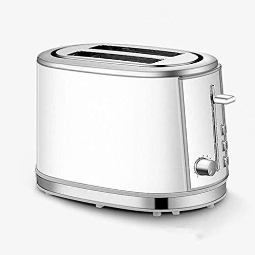 PDFF 2 Scheiben Toaster, Haushalt Frühstück Maschine, Sandwich-Toaster, Widening Ofen Siebenstufenverstellung Brot-Maschine Mit Edelstahl-Backen-Rack, Auto-Shut-Off