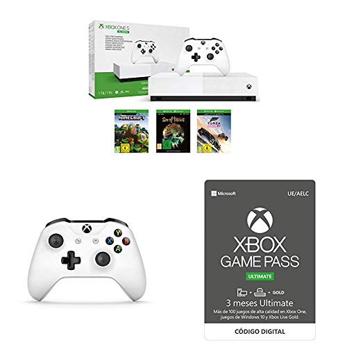 Xbox One S All Digital + Xbox Wireless...
