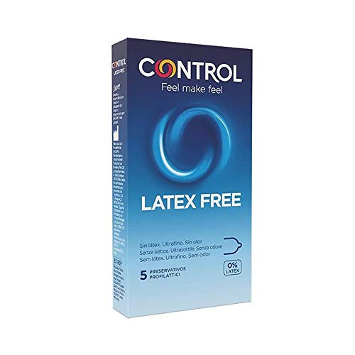 CONTROL Preservativo New Latex Free 200 g
