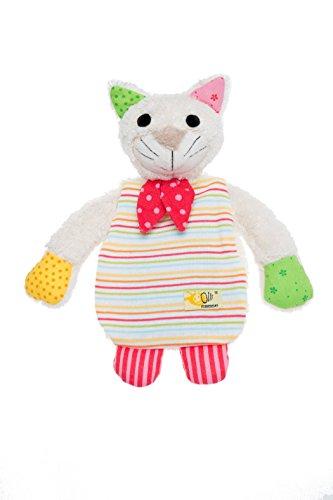 Olli Olbot 35310 Trösterchen Katze Lina Gel-Kissen Warm-/Kaltkompresse Baby Geschenk