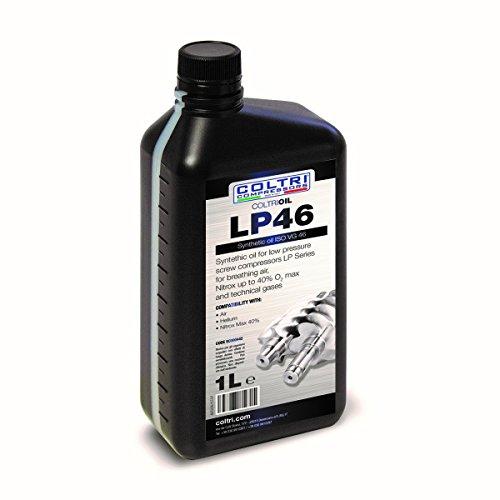 Olio lubrificante Coltri LP 46 per compressori a Vite 1L