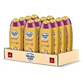 Neutromed Sensual & Oil Docciaschiuma Corpo Nutriente & Fresco, Docciaschiuma Oli di Argan, Marula & Mandorla, Confezione da 12 pezzi x 250 ml