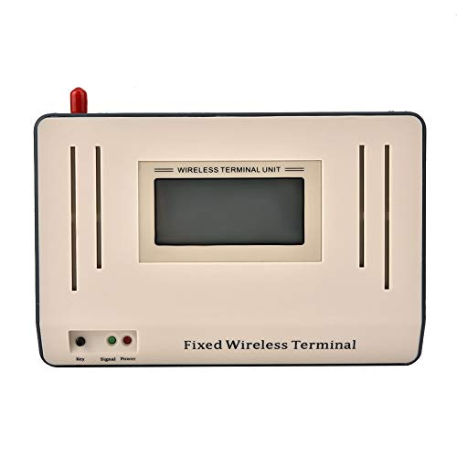 Terminal Inalámbrico GSM, Puerta de Enlace Terminal Inalámbrica de Acceso Inalámbrico Plataforma de Acceso Conectar Caja de Teléfono Registrador de Alarma(Quad band)