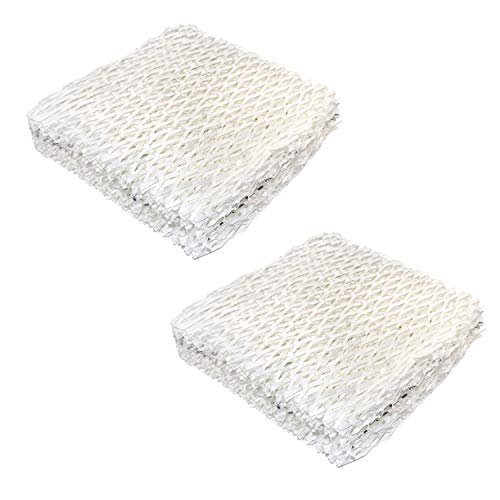 HQRP 2-Pack Humidifier Wick Filter Compatible with Sears Kenmore 14803, 14804, 14103, 14104, 14113, 14114, 14121, 14122 Humidifiers