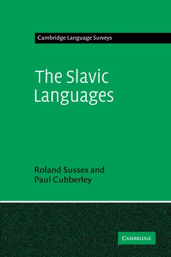 Slavic Language Instruction