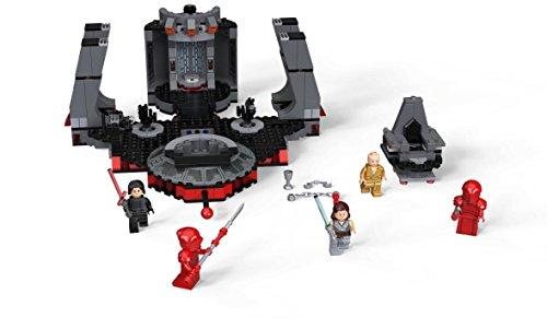 La Salle du Trône de Snoke LEGO Star Wars 75216 - 492 Pièces - 7