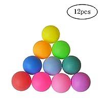 DIMENSION: Ces balles de ping-pong sont durables, en plastique et mesurent 40 mm. RÉUTILISABLE: Toutes nouvelles billes en plastique blanc de bière-pong en plastique que vous pouvez laver et réutiliser. APPLICATION: Ces balles de bière-pong sont idéa...