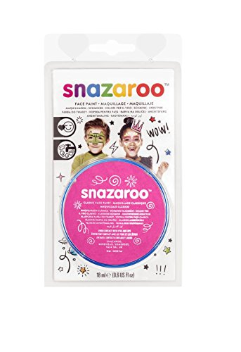 Snazaroo Blister Fard Aquarellable 18ml Rose Vif