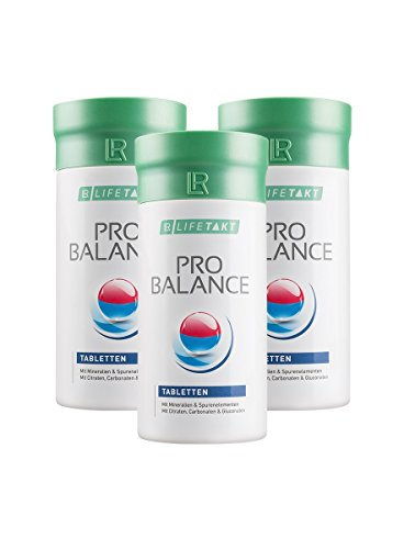 LR LIFETAKT Pro Balance Tabletten Nahrungsergänzungsmittel (3x 360 Tabletten)