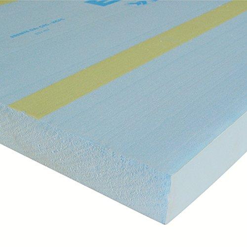 Pannello ruvido spigolo vivo SR-BI in polistirene estruso 125x60cm Elyfoam Brianza Plastica - Spessore: 2 cm