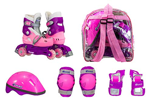 Chicago Girls Training Roller Skate Combo, Size J10 - J13