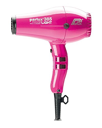 Parlux 385 Power Light Ionic and Ceramic - Pink