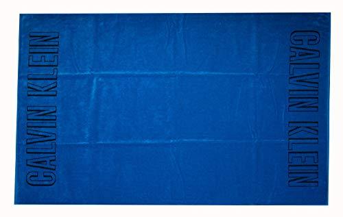Calvin Klein Toalla de mar Playa Piscina SPA cm. 180x100 Esponja CK Articulo KU0KU00024 Towel