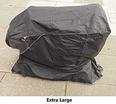 Extra Large Deluxe Storage Cover for Larger Mobility Scooters Waterproof Rain Protection