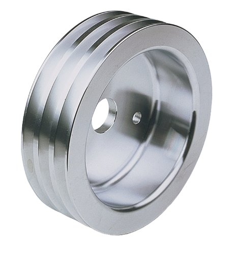 Trans-Dapt 8880 Aluminum Crankshaft Pulley