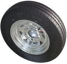 145R12 LRD 8 PR Kenda Karrier Radial Trailer Tire on 12