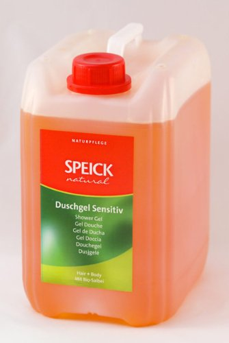 Speick Natural Duschgel Sensitive 5 Liter Kanister