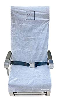 Airplane Seat Covers  2 Disposable Covers Per Package