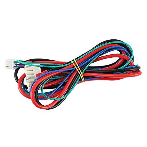 TOOGOO Ersetzen Sie das Verbesserte MK2A / MK2B / MK3 für das 3D Drucker Kabel Anet A6 / A8 Von Anet für Mendel I3 Anet A8