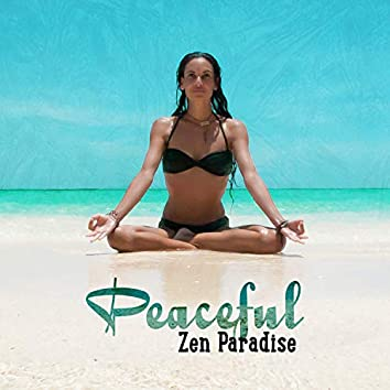 Peaceful Zen Paradise: Oasis of Ultimate Balance, Drops of Calm, Spirit of Healing, Relaxation Theme, Code of Silence