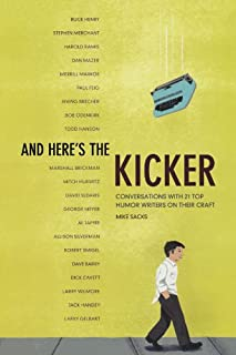 And Here's the Kicker (1582975051) | Amazon price tracker / tracking, Amazon price history charts, Amazon price watches, Amazon price drop alerts