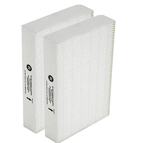 AQUA GREEN Honeywell HRF-R2 True HEPA Compatible Replacement Filter R (2 Pack)