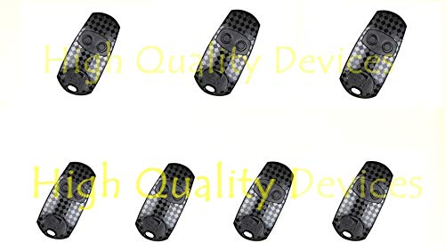 Pack of 2 pieces remote control Came transmitter quadricanal multitool 001TOP-434E for gate with frequency 433.92 MHz