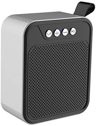 Altavoces inalámbricos Bluetooth Altavoz portátil de metal Bluetooth al aire libre Mini subwoofer inalámbrico Gift-A