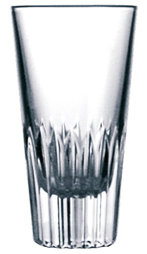 Arcoroc ARC 00841 Realo Rialtobecher, 160ml, Glas, transparent, 6 Stück