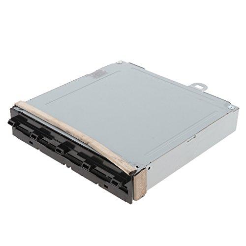 perfk Unidad de Disco DVD Compatible con Xbox One Unidad de CD-ROM óptico Lector de BLU-Ray