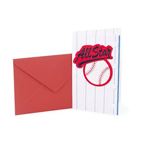 Hallmark Signature Birthday Card (Baseball All Star)