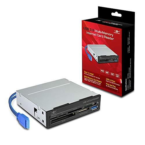 Vantec Lector de Tarjetas Interno de Memoria múltiple USB 3.0 (UGT-CR935)