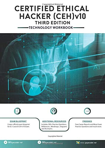 Certified Ethical Hacker (CEH) v10: All in one Exam Guide | Latest 2020 Bundle Edtion