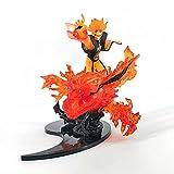 Figura De Anime, Figura De AccióN De Naruto Uzumaki Naruto, Modelo De Personaje De Juguete De PVC, 20 CM