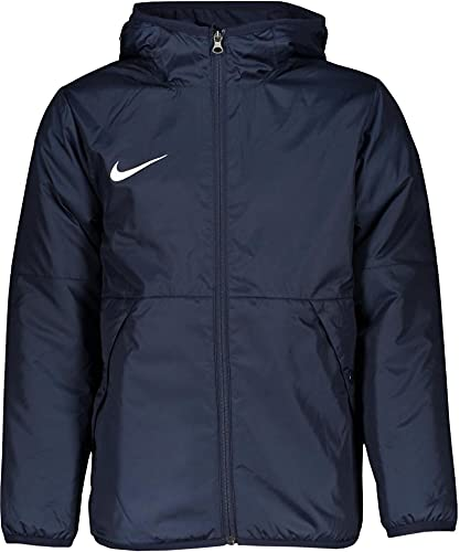 NIKE Team Park 20 Winter Jacket Chaqueta Deportiva, Azul, Blanco, S para Hombre