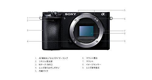 SONY(ソニー)『α6500(ILCE-6500)ボディ』