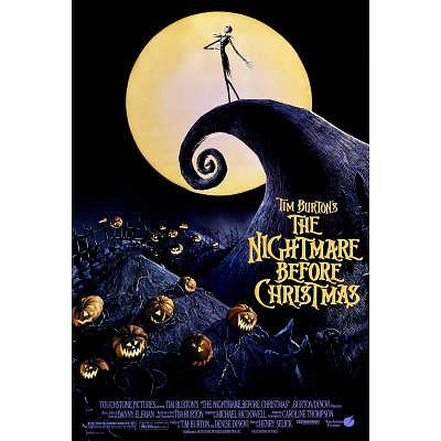 Poster (27x40) The Nightmare Before Christmas Style A1 Movie