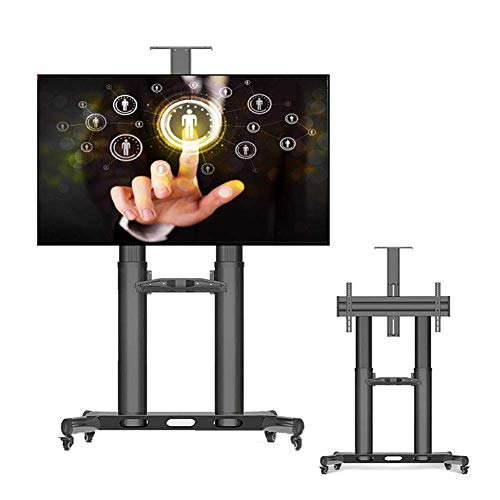 KBKG821 Möbel Panel TV Wagen Stand and Entertainment-Konsole für Flat Panel LED-LCD-Plasma-Bildschirm 50