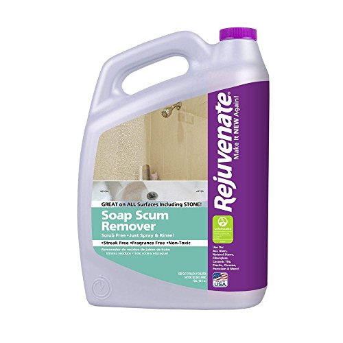 Rejuvenate 128 oz. Soap Scum Remover (2-Pack)