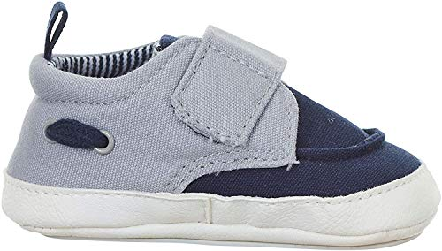 Sterntaler Jungen Baby-Schuh Stiefel, Blau (Marine 300), 21/22 EU