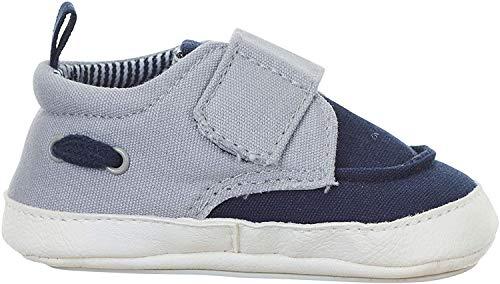 Sterntaler Baby Jungen Schuh Stiefel, Blau (Marine 300), 19/20 EU