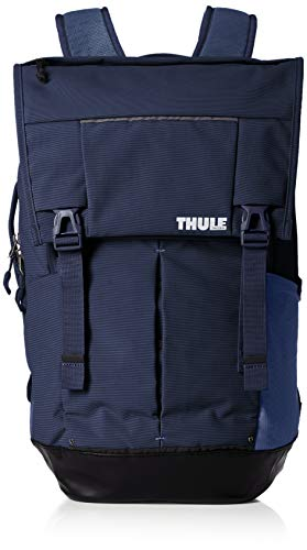 Thule 153954 Paramount rugzak (groot laptop/tabletvak, SafeZone-vak, robuust 420D-nylon) blauw, 29L