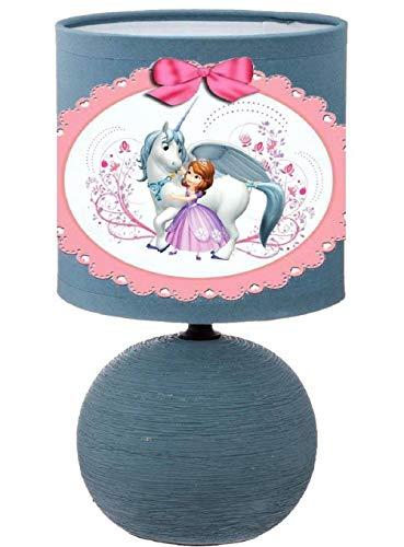 Lampe de chevet SOFIA PRINCESSE création artisanale