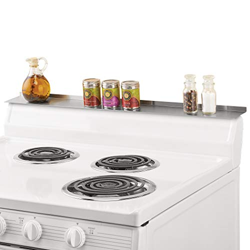 Instant Range Magnetic Top Shelf Perfect to Instantly Add Extra Storage or Display Space