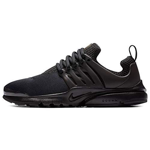 Nike Presto (GS) Big Kids Running Shoes Black 833875-003 (7 M US)