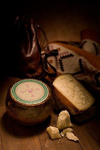 4 kg - L Ovile - formaggio pecorino stagionato realizzato in Sardegna casari di Sepi Formaggi
