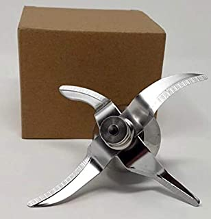 Kochstudio Engel Vorwerk - Cuchillo Mezclador con Junta para Thermomix TM5 TM5
